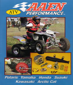 One stop shop for Polaris ATV and ATV performance products and services