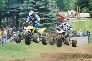 Bill Berger race action