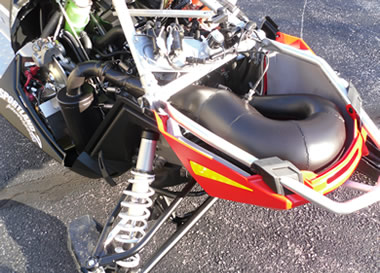 Aaen Performance - Polaris Dragon - Power Pipe