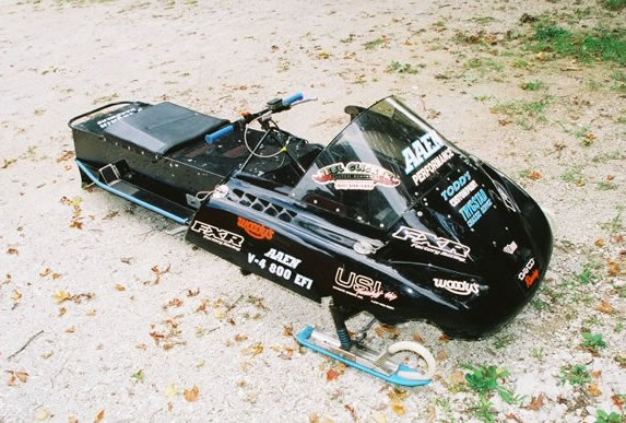TRYGSTAD OPEN MOD DRAG RACING CHASSIS